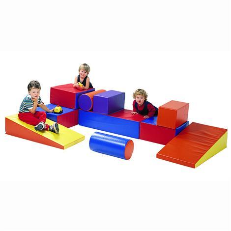 Childrens Factory Soft Shapes Set,Soft Shapes Set,Each,CF362-545