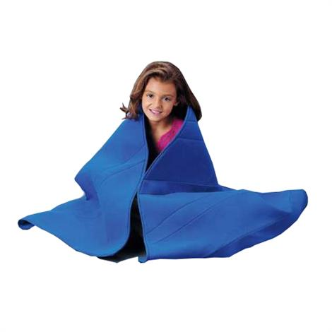Weighted Blanket,Small,2ft x 4ft,3 Weight Slots,Each,924840