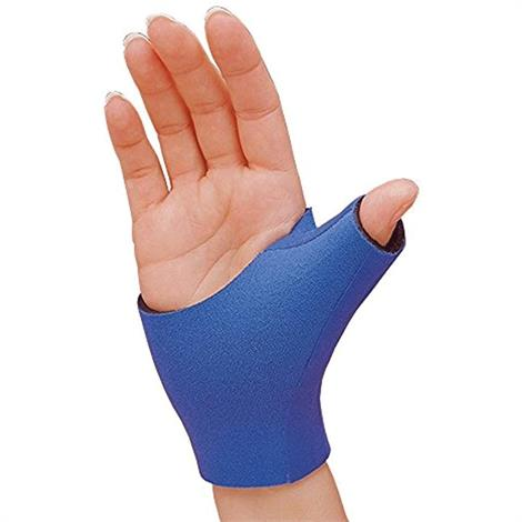Rolyan Neoprene Pull On Thumb Support,Right,Small,Each,A95242
