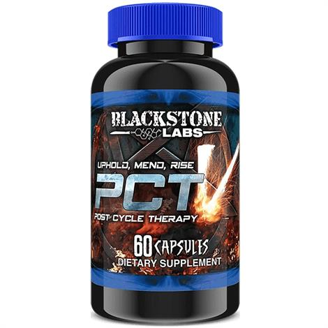 Blackstone Labs PCT Post Cycle Therapy Dietary ,60 Capsules,Each,3900008