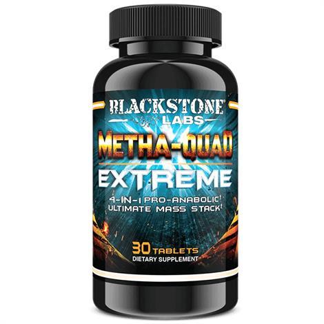 Blackstone Labs Metha-Quad Extreme Dietary ,30 Tablets,Each,3900007