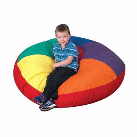 "Childrens Factory Medium Color Wheel Pillow,42"" x 42"",Each,CF650-509"