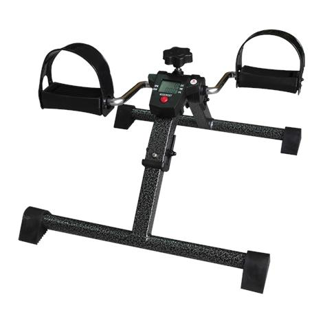 """Cando Pedal Exerciser With Digital Display,11"""" x 22"""" x 17"""" Exerciser,Each,#10-0712"""