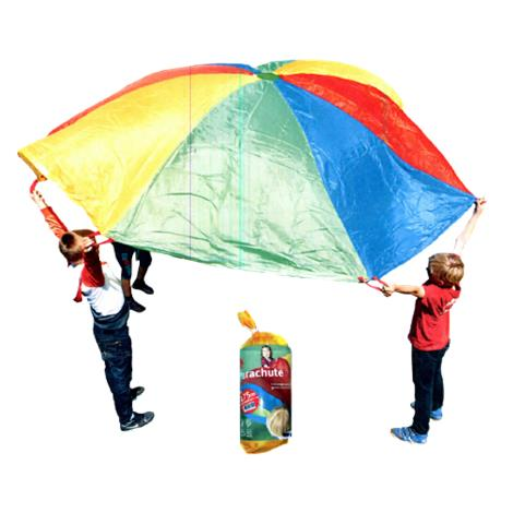 Gonge Parachute,6ft With 8 Handles,Each,G-2301
