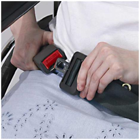 AliMed Buckled Seatbelt with TR2 Patient Alarm,Buckle Release with TR2 Alarm,Each,70062