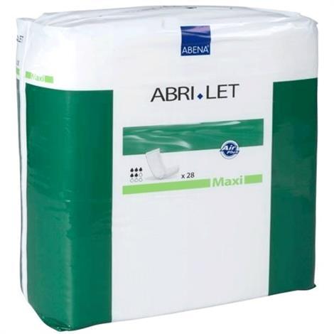 Abena Abri-Let Maxi Booster Pad,61cm X 16cm,Absorbency level: 1300 ml,20/Pack,4035