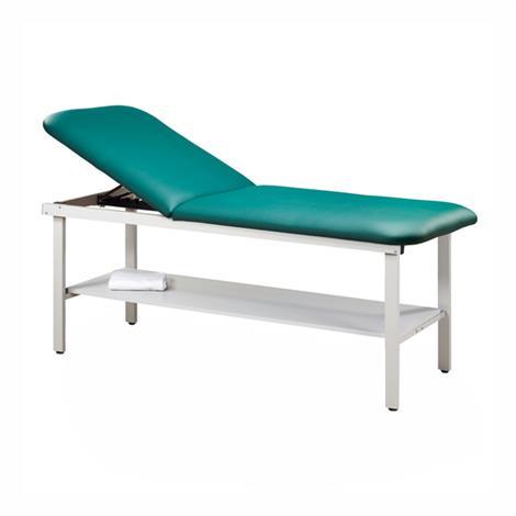 Clinton Eco-Friendly Steel Treatment Table with Shelf,0,Each,83020