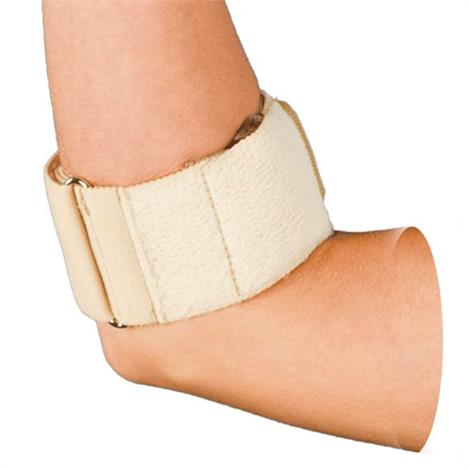 AT Surgical Tennis Elbow Brace With Hot/Cold Pack,Beige,Each,23-61