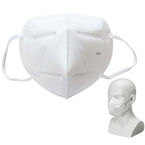 Gen Protective Face Mask With Earloops,Universal,10/Pack,914338
