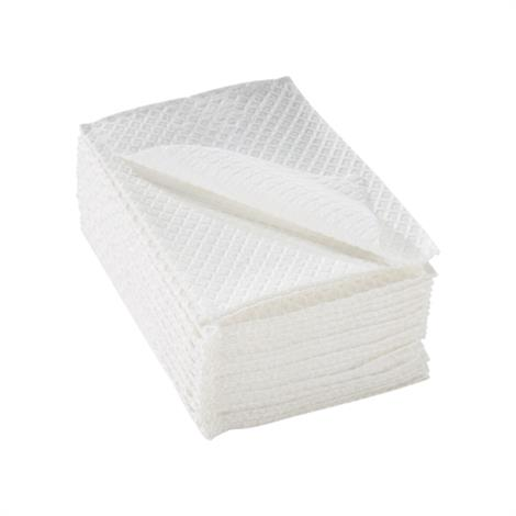 McKesson Procedure Towel,13 W X 18 L Inch,White,2-Ply,500/case,18-859