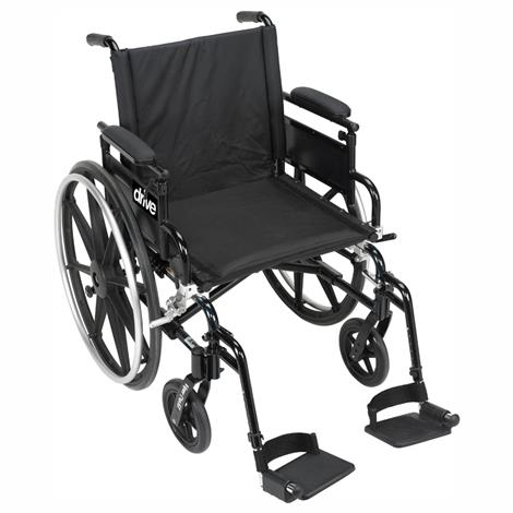 Drive Viper Plus GT Lightweight Wheelchair,0,Each,PLA4