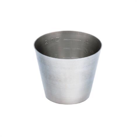 Mckesson Argent Reusable Medicine Cup,2oz,Cup,Each,43-1-015