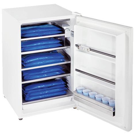 "Chattanooga ColPaC Freezer,21""L x 26""W x 34""H (53cm x 66cm x 86cm),Each,90910"