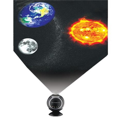 """Uncle Milton In My Room Star Theater Pro Home Planetarium Light Projector,5""""L x 5""""W x 7�""""H,Each,2109 ENA2109"""