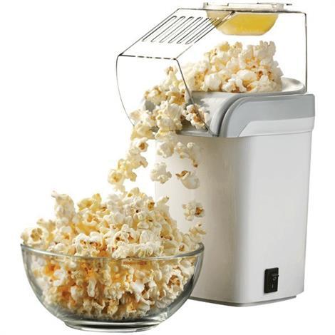Brentwood Hot Air Popcorn Maker,Popcorn Maker,Each,PC486W
