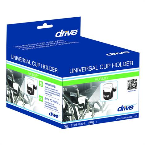 Universal Swivel Cup Holder DRVSTDS1040S