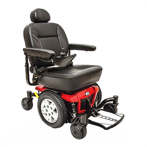 Pride Jazzy 600 ES Power Chair,0,Each,JAZZY 600 ES