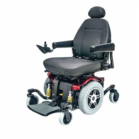 Pride Jazzy 614 HD Power Chair,0,Each,JAZZY 614HD