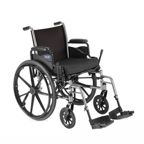 Invacare Tracer Sx5 18 Inches Flip-Back Full-Length Arms Wheelchair,Each,trsx58Fbfp-T94Hap