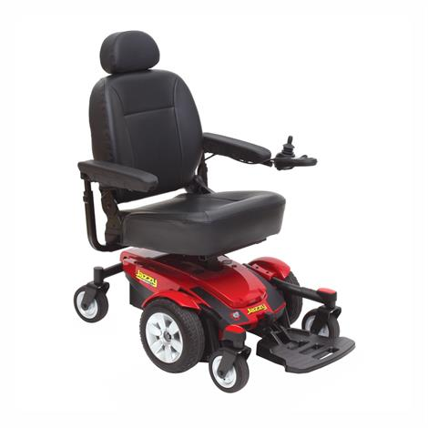 Pride Jazzy Select 6 Power Chair,0,Each,JAZZY SELECT 6