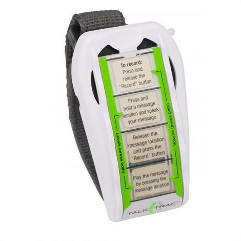 Talk Trac Wearable Communicator,Communicator,Each,10002000
