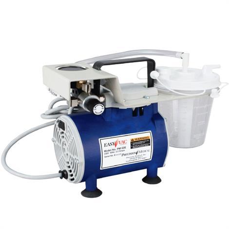 """Precision Medical EasyVac Aspirator,13.25""""L x 8""""W x 9.75""""H (33.7cm x 20.3cm x 24.8cm),Each,PM60"""
