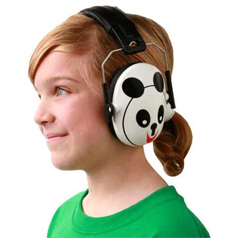 Califone Hush Buddy Hearing Protector,Bear Motif,Each,HS-BE