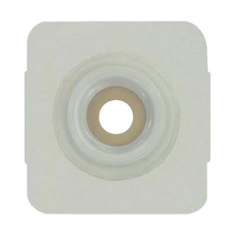 """Genairex Securi-T Two-Piece Extended Wear Pre-Cut Convex Wafer With Flexible Tape Collar,Stoma Opening- 1-1/4"""",5/Pack,7832214"""