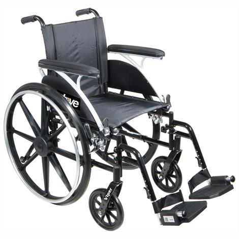 Drive Viper Lightweight Wheelchair,0,Each,0