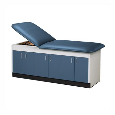 Clinton Style Line Laminate Cast Treatment Table with Six Doors,0,Each,9106-38