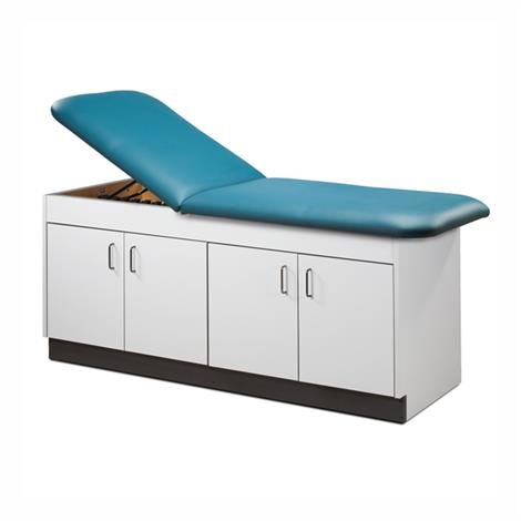 Clinton Eco-Friendly Cabinet Style Treatment Table with Four Doors,0,Each,89074