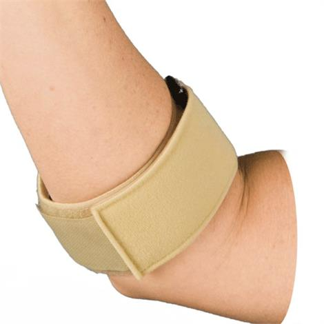 AT Surgical Tennis Elbow Brace With Adjustable Neoprene Pad,Large,Each,22-L