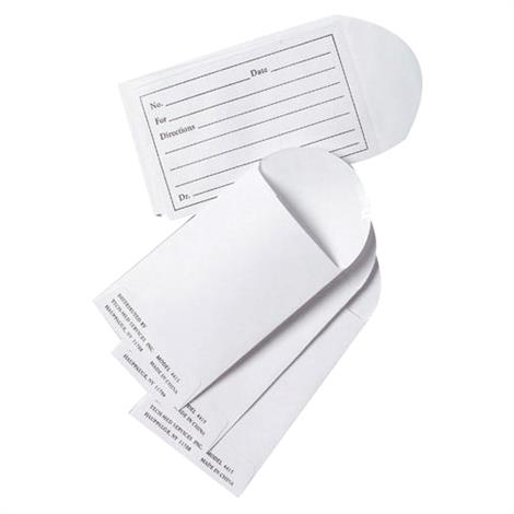 "Complete Medical Pill Envelopes,3.5"" x 2.25"",1000/Box,3021"