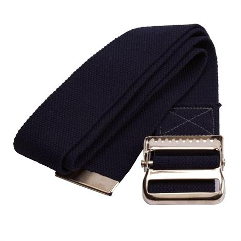 Medline Washable Cotton Material Gait Belts,With Metal Buckle 2