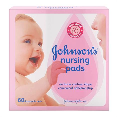 Johnson & Johnson Nursing Pads,Nursing Pads,60/Pack,101840
