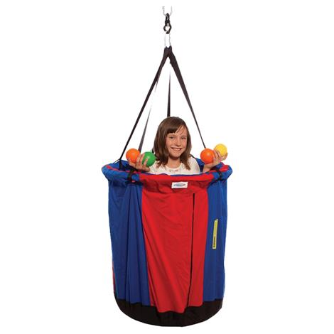 "FlagHouse Circus Swing with 500 Balls,30"" Diameter x 30""H,Each,41544"