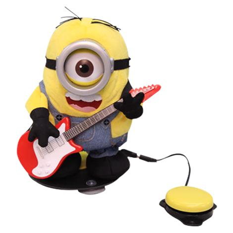 "Minions Rock N Roll Stuart Therapeutic Toy,6""L x 5""W x 9�""H,Each,8083 ENA8083"