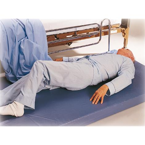 "Skil-Care Soft-Fall Non-Folding Bedside Mat,68""L x 36""W x 2""H,Each,911540"