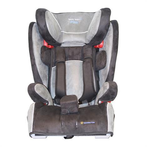 Snug Seat Pilot Car Seat,26H x 19.5W x 16D,Each,1550-1