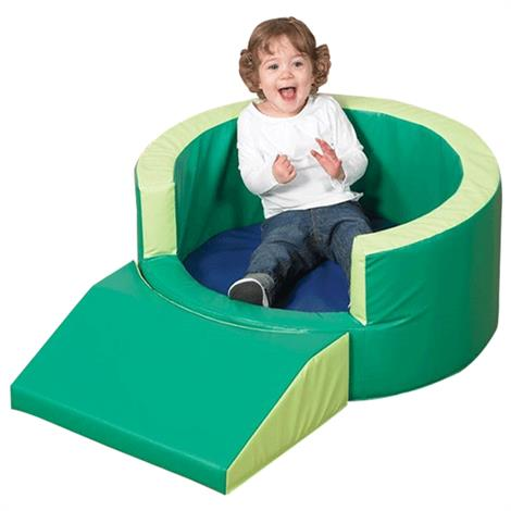 """Childrens Factory Round Relaxing Retreat,40"""" x 29"""" x 12"""",Each,CF322-392"""
