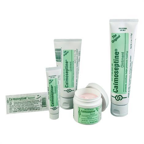 Calmoseptine Moisture Barrier Ointment,1/8oz (3.5g),Foil Packet,144/Case,0799-0001-05
