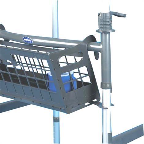 Complete Medical No Wire Walker Basket,41.3cm x 22.2cm x 21 cm,Each,10614