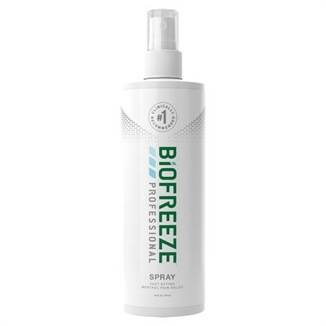 Biofreeze Professional Pain Relieving Spray,16 oz.,Colorless,18/case,13427