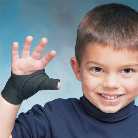 Comfort Cool Thumb CMC Restriction Splint - Pediatric,Toddler,Left,Each,NC79546
