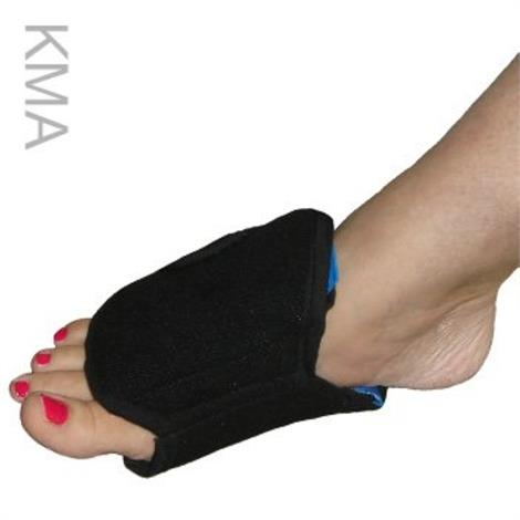 Polar Kool Max Cooling Ankle And Foot Wraps,Black,Each,KMA-PAIR-BLK