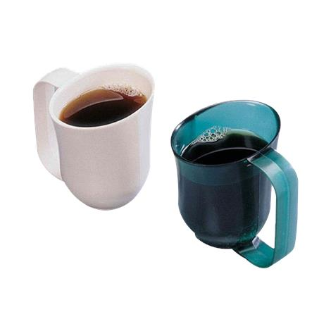 Dysphagia Cup,Holds upto 8oz,Green,Each,A779101