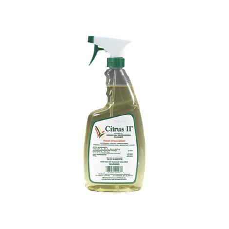 Citrus II Cleaner,22oz Spray Bottle,12/Case,633712927