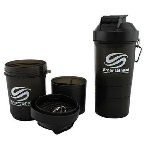 2GO Shaker,Black,Each,2800100