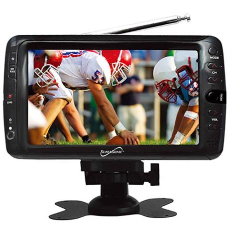Supersonic Portable Digital Lcd Tv,7
