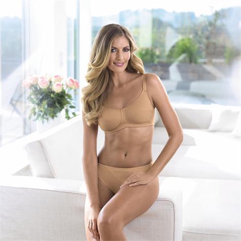 Anita Care Allie Cotton Mastectomy Bra,0,Each,5301X